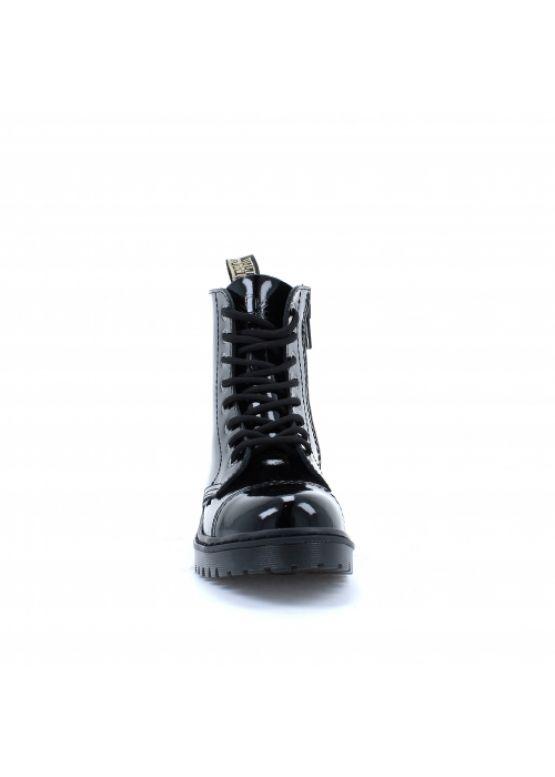 Середні черевики Steel чорні на 8 дірок 113/AL-CZ/Z/B-LAC замовити online