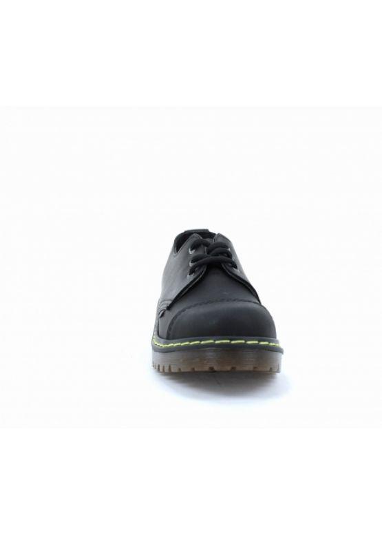 Низькі напівчеревики Steel чорні на 3 дірки 101/AL/CR.B замовити online