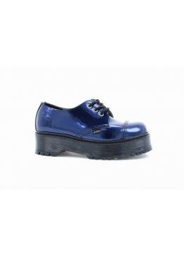 Низькі черевики Steel сині на 3 дірки 101/ALS3-D22