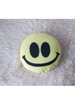 Подушка смайлик, подушка- ккохання,  ручна робота
