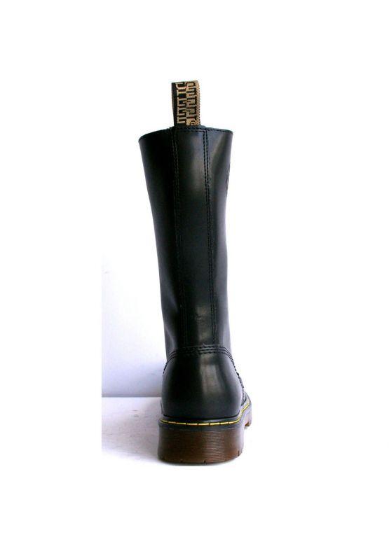 Високі черевики Steel чорні на 15 дірок замовити online