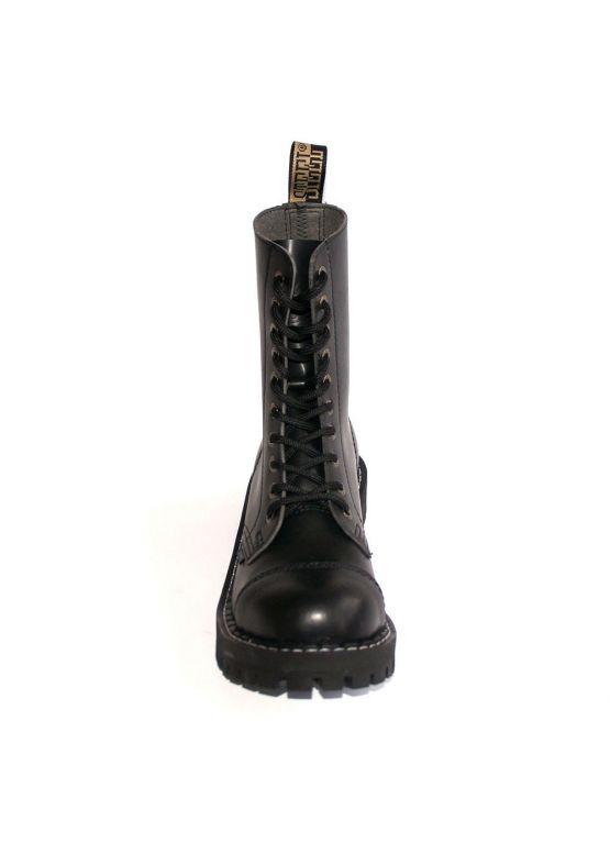 Високі черевики Steel чорні на 10 дірок замовити online